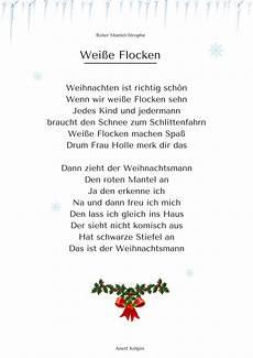 quot wei 223 e flocken quot 3 weihnachtsgedicht lied mp3
