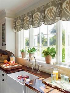10 stylish kitchen window treatment ideas hgtv
