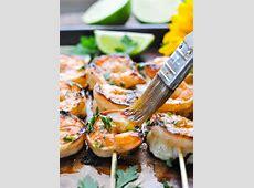 Marinated Grilled Shrimp   The Seasoned Mom