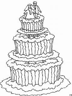 Malvorlagen Kinder Torte Torte Hochzeit Ausmalbild Malvorlage Gemischt