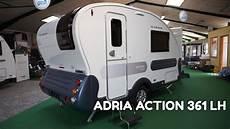 Adria 361 Lh 2018 Model