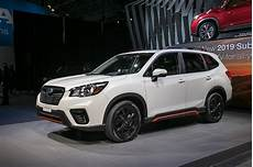 five ways to tell you re driving the 2019 subaru forester
