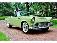 1956 Ford Thunderbird For Sale Classiccars Cc 1007584