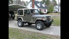 1991 jeep wrangler yj update