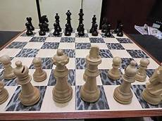 Catur Kayu Unik Adolf Anderssen Chess Set Jual