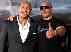 The Rock Still Seems To Be Ignoring Vin Diesel E News