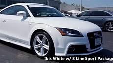 2011 Audi Tt S Line