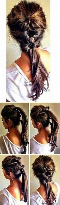 7 super cute everyday hairstyles for medium length hair world magazine