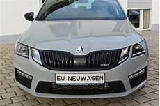 Skoda Octavia Rs Combi Reimport Eu Neuwagen