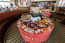disney cruise food breakfast lunch and palo brunch easywdw