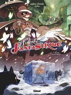 La Famille Fantastique 3 L Homme Au Parapluie