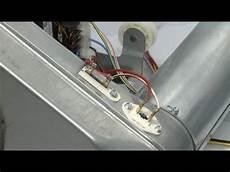 whirlpool kenmore dryer won t start heat thermal fuse 3392519 youtube