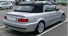 File Bmw E46 Cabrio Rear 20080719 Jpg
