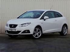 2011 Seat Ibiza 1 4 Se Copa 3dr In White