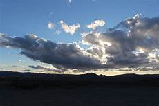 Gambar Awan Awan Langit Biru Horison Gumpalan Awan