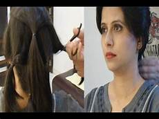 vidya s second haircut after haircut stories epi 2 youtube