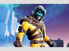 Fortnite Season 7   ZENITH   Skin Review   Challenge