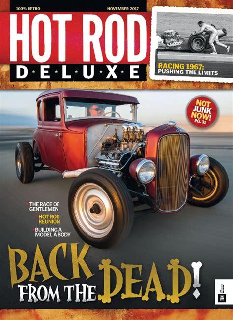 Hot Rod Magazine Merchandise