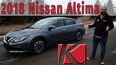 2018 nissan altima sl on review