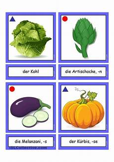 gesundes gemüse im winter flashcards gem 252 se 2 mittel easy german lernen