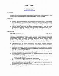 resume objective marketing marketing resume objective statements world of reference