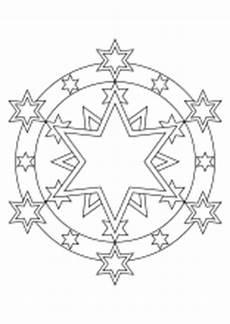 Malvorlagen Gratis Mandala Weihnachten Weihnachtsmandala Ausdrucken Ausmalen