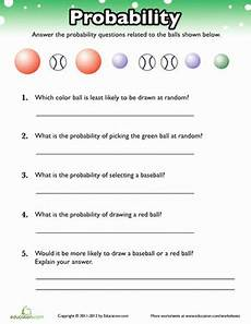 year 9 probability worksheets with answers 5995 probability practice worksheet education