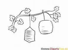 Malvorlagen Laternen Ausmalen Laternen Am Baum Ausmalbild Zum Runterladen Und Drucken