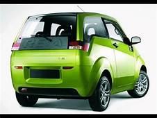 Mahindra Reva Small Electric Car First Look  YouTube