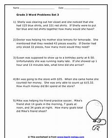 subtraction worksheets doc 10044 91 free tutorial info grade 3 math worksheets word problems pdf doc 2019