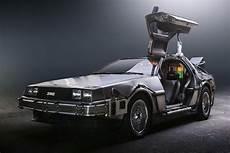 back to the future 1 2 3 delorean supercar poster