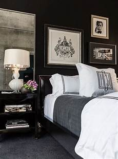 bedroom decorating ideas with black 35 timeless black and white bedrooms that how to