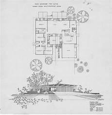 joseph eichler house plans eichler plan oj 1744 4 bdrm 2 bath vintage house plans