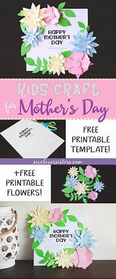 printable mothers day images 20563 s day crafts for free printable templates six clever