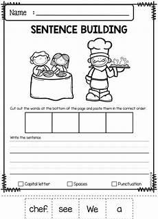 building sentences worksheets free 21032 september sentence building sentence building writing skills sentence building worksheets