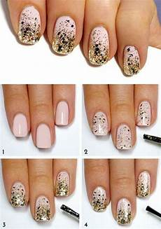 15 Easy Step By Step New Nail Tutorials For