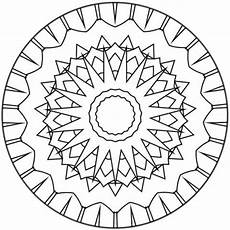 mandala coloring pages beginner 17872 mandalas for beginners mandala 134
