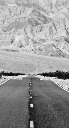 black and white road iphone wallpaper black and white landscape road the iphone wallpapers