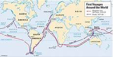 Map And Route - where did he go and what route did he take sir francis