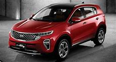 2019 kia kx5 is the china spec sportage suv with