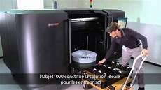 imprimante 3d grand format objet 1000 plus grande imprimante 3d industrielle de