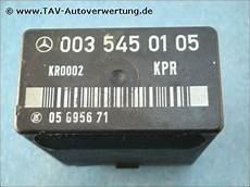 relay kpr mercedes a 003 545 01 05 kr 0002 lk 05 8956 71 0 00