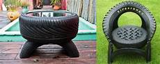 Tisch Aus Autoreifen - used tire recycling idea gallery best used tires