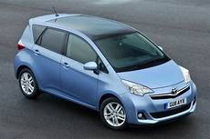 toyota yaris verso gebraucht toyota yaris verso from 2000 used prices parkers