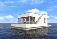 Haus Auf Wasser - hausboote und schwimmende h 228 user preise liegeplatz