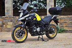 Suzuki V Strom 650 Xt Adventure Motorcycle Review