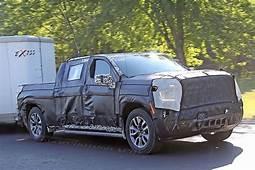 Spy Shots 2019 Chevrolet Silverado GMC Sierra Show New