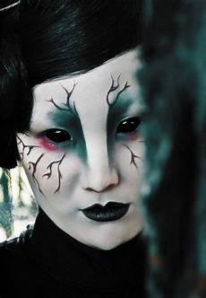 Schminke F 252 R Frauen 42 Gruselige Makeup Ideen