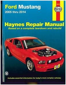 car repair manuals online free 2001 ford mustang electronic throttle control ford mustang 2005 2014 haynes automotive repair manual