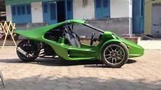 Modifikasi Motor Bebek Jadi Roda Tiga by Tgm Modifikasi Motor Tiga Roda Sigit Giri Purwana